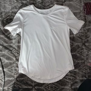 ZYIA White Work Out Top XS